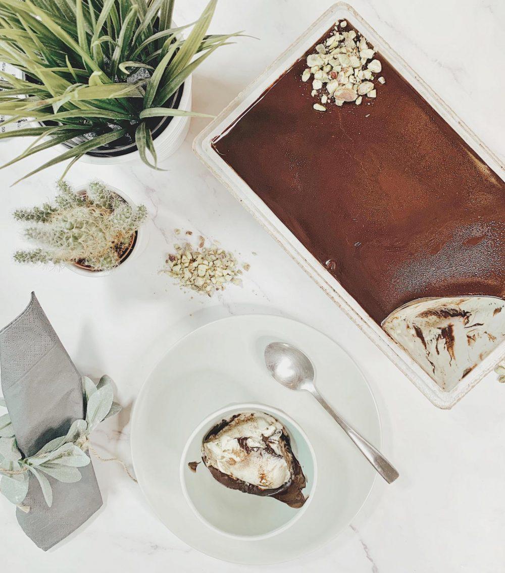 Cremino Gelato Chocolate Layer