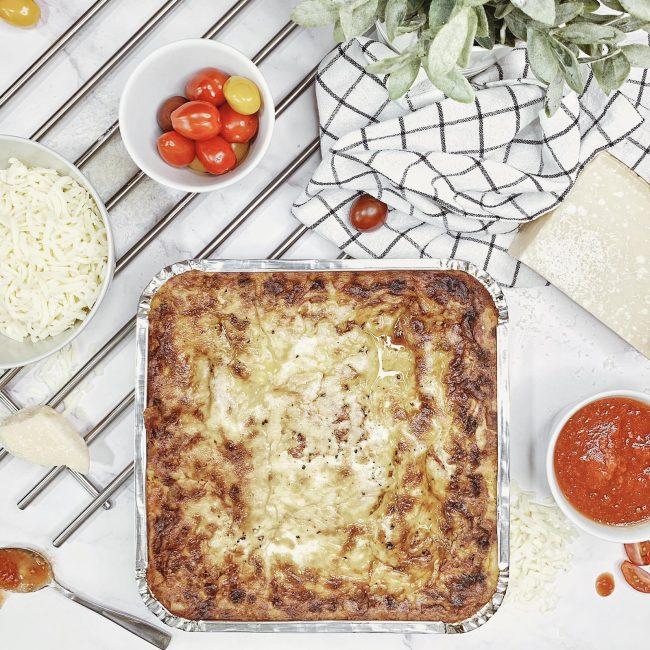Beef Lasagna Cremoloso Gelato