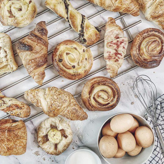 Pasties pastry